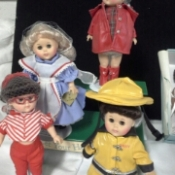 Ginny dolls not made anymore we have over 60!